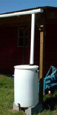 Aaron's Rain Barrels, 2004