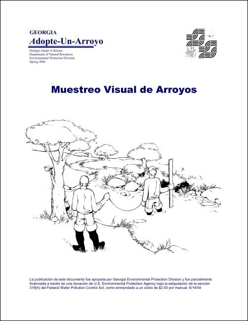 Title page of the Spanish visual manual